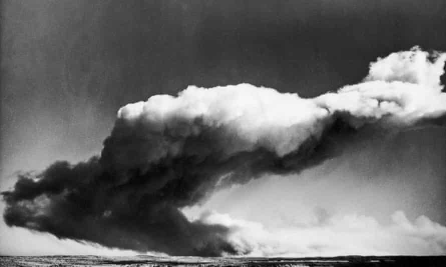 Operation Hurricane, Britain's first test of a nuclear weapon in 1952
