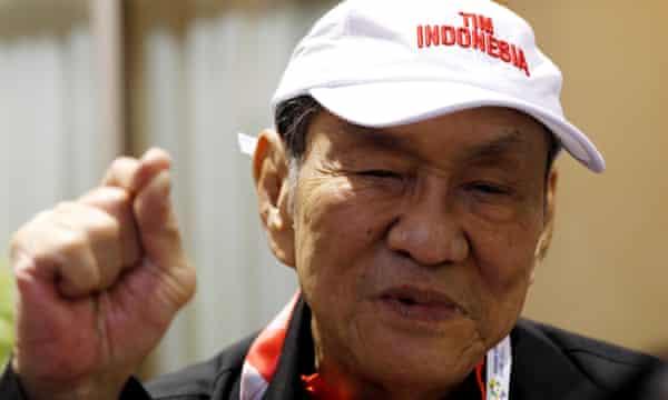 Michael Bambang Hartono won bridge bronze at the Asian Games as a member of Indonesia's supermixed team.