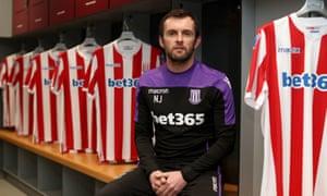 New Stoke manager Nathan Jones