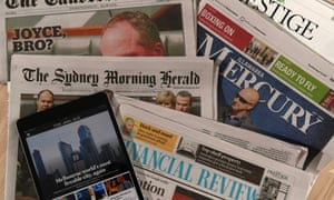 Fairfax Media papers