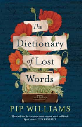 Cover image for The Dictionary of Lost Words by Pip Williams