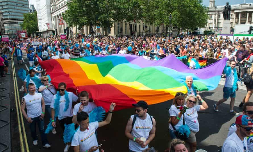Pride In London 2016