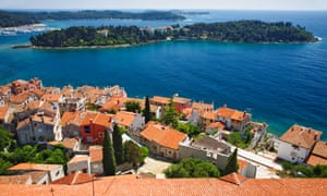 There are plenty of islands to explore for visitors to Rovinj.