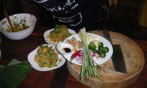 Gioan cooking school.