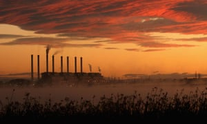 Victoria's brown coal-fuelled Hazelwood power station