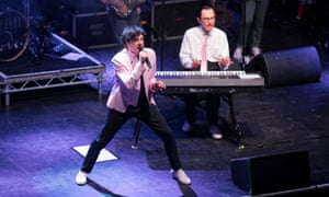 Russell Mael and Ron Mael of Sparks.