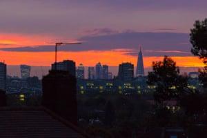 London this morning.