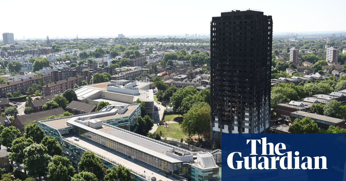 'We're concentrating on the villains': the shocking play about the Grenfell tragedy