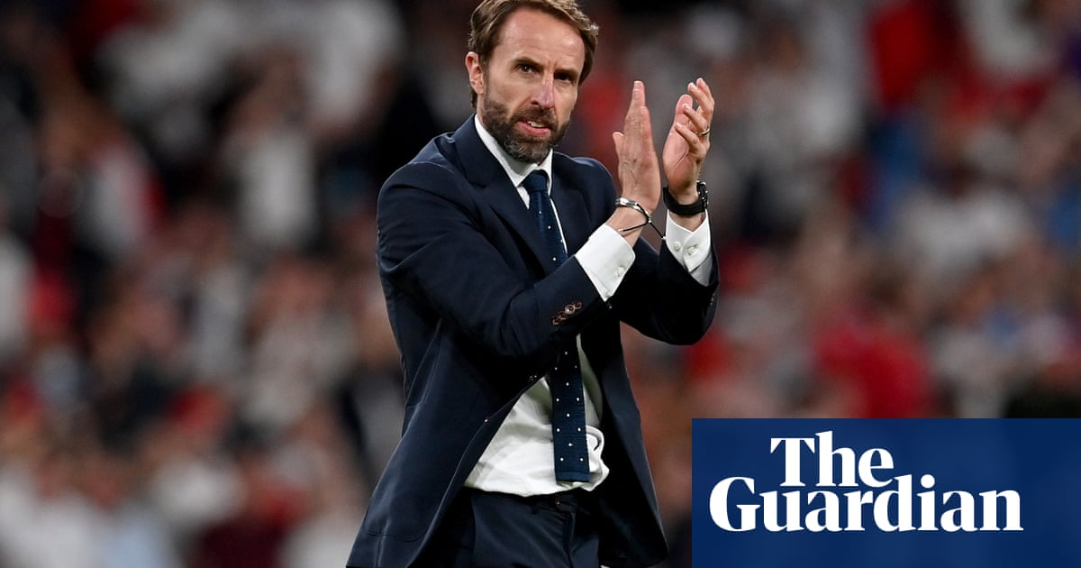 Gareth Southgate's special qualities can be lost amid political squabbles