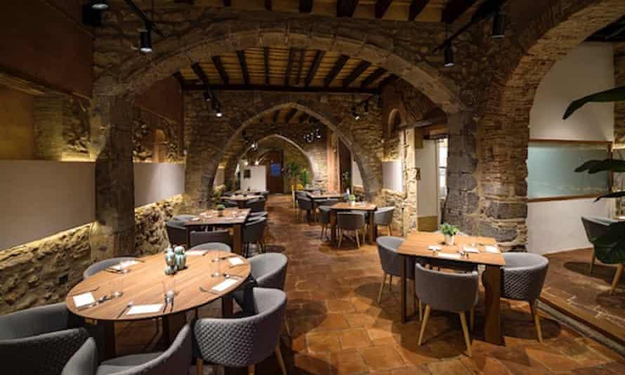 arrels restaurant, near Valencia, Spain.