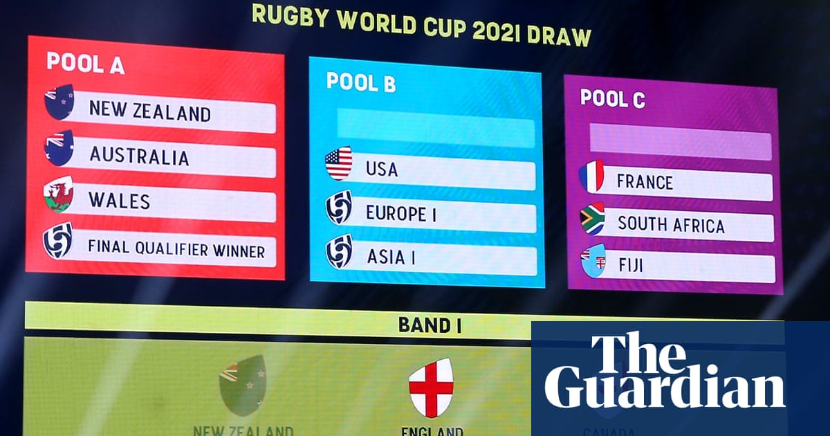 Women's Rugby World Cup 2021: England drawn in pool with France
