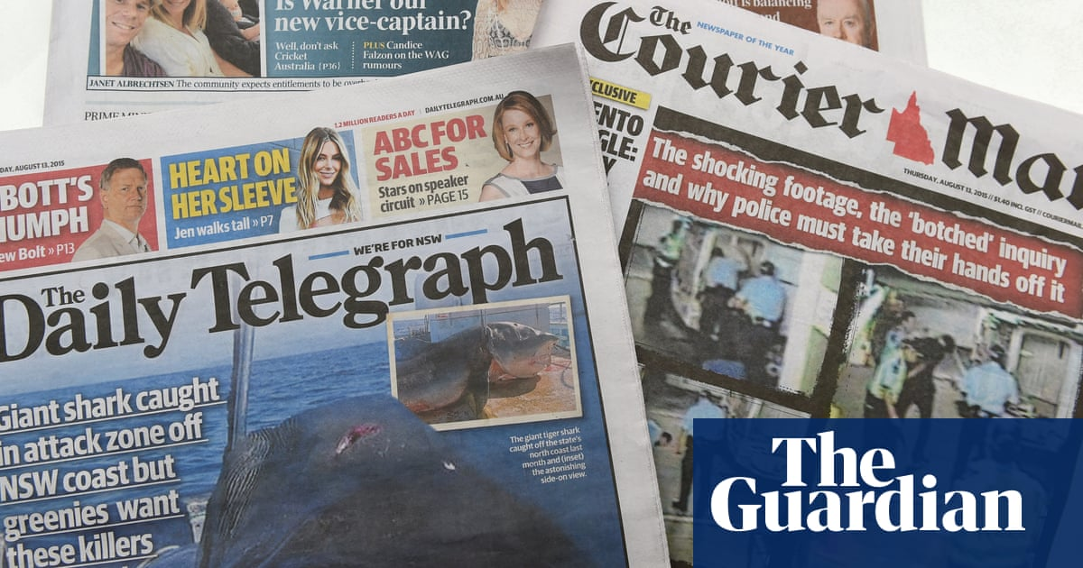News Corp to cut up to a third of workforce in move towards digital-only publishing
