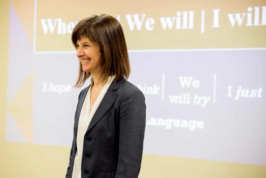 Courtney Knapp is a communication coach for the Emerge Virginia program.