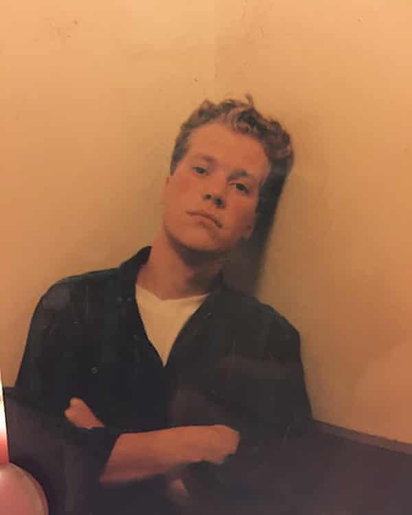 Boy from Michigan: John Grant at 17.
