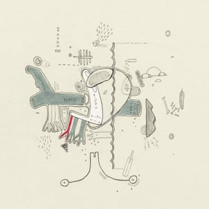 Tiny Changes: A Celebration of Frightened Rabbit's The Midnight Organ Fight album art work