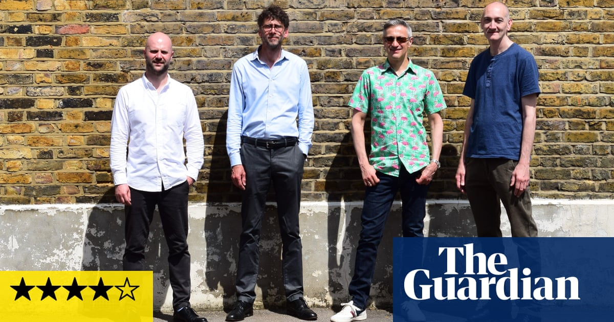 Harvey/O'Higgins Project: That's the Way to Live! review – giving tradition a boost