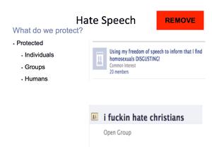 Hate Speech 4