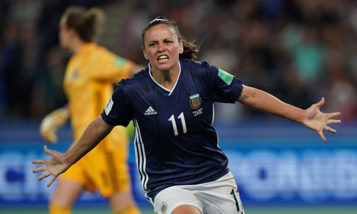 Scotland crash out of Women's World Cup after dramatic Argentina
