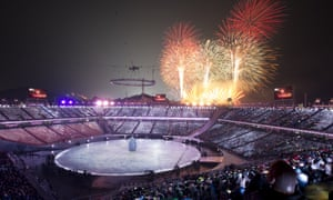 The opening ceremony in Pyeongchang was disrupted by a cyber-attack, officials said.