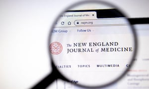 The New England Journal of Medicine website