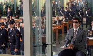 Bold, confident film-making … Pierfrancesco Favino as Tommaso Buscetta in The Traitor.