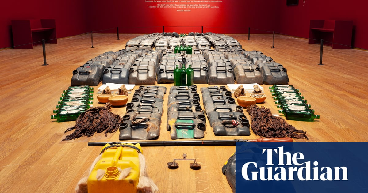 Rijksmuseum slavery exhibition confronts cruelty of Dutch trade