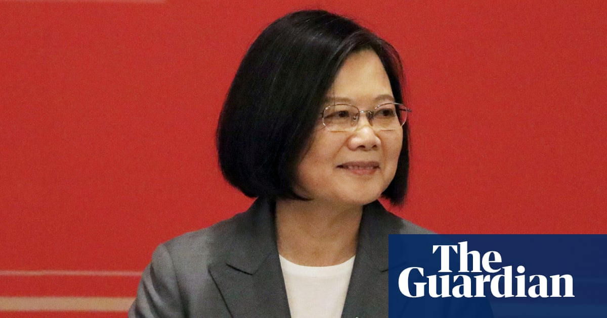 Taiwan president warns of 'catastrophic consequences' if island falls to China