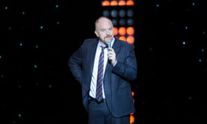 Louis CK's premiere of his new film was cancelled this week in New York.
