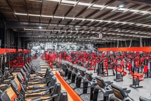 The Muscle City gym in Mount Waverley