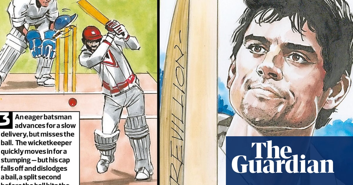 You are the Umpire: Alastair Cook | Sport | The Guardian