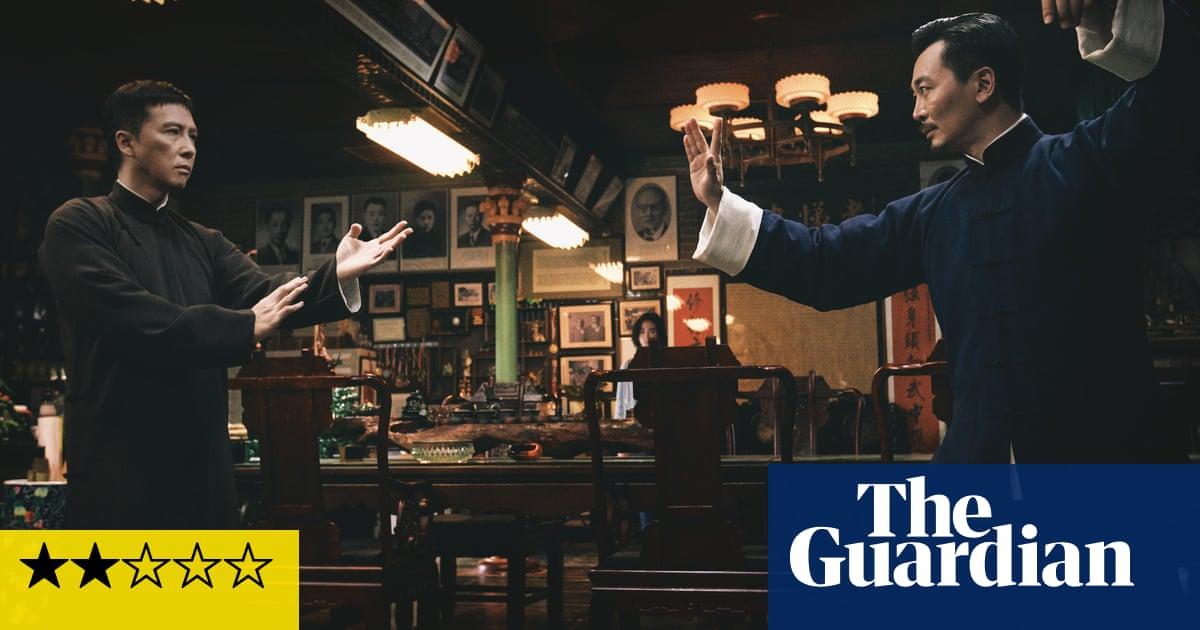 Ip Man 4 review – kung fu master gives America a kicking