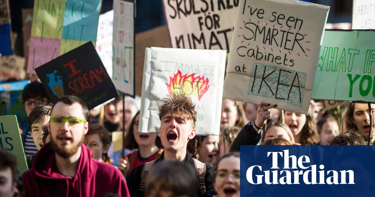 Climate strikes: are you taking part in Friday's protests?