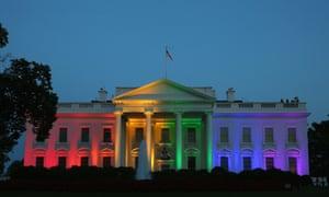 White House celebrates same-sex marriage ruling