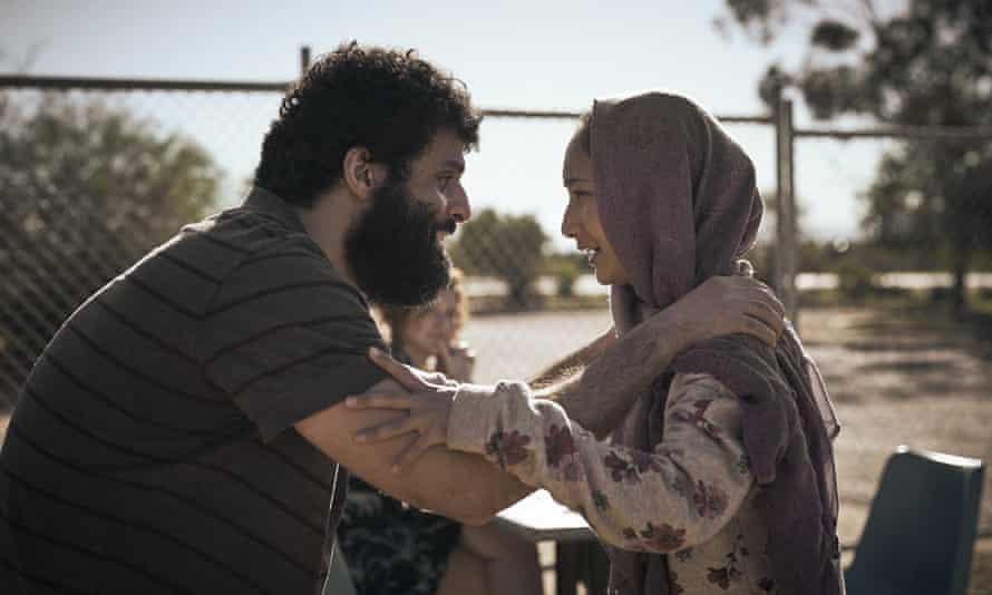 Fayssal Bazzi and Soraya Heidari in Stateless.