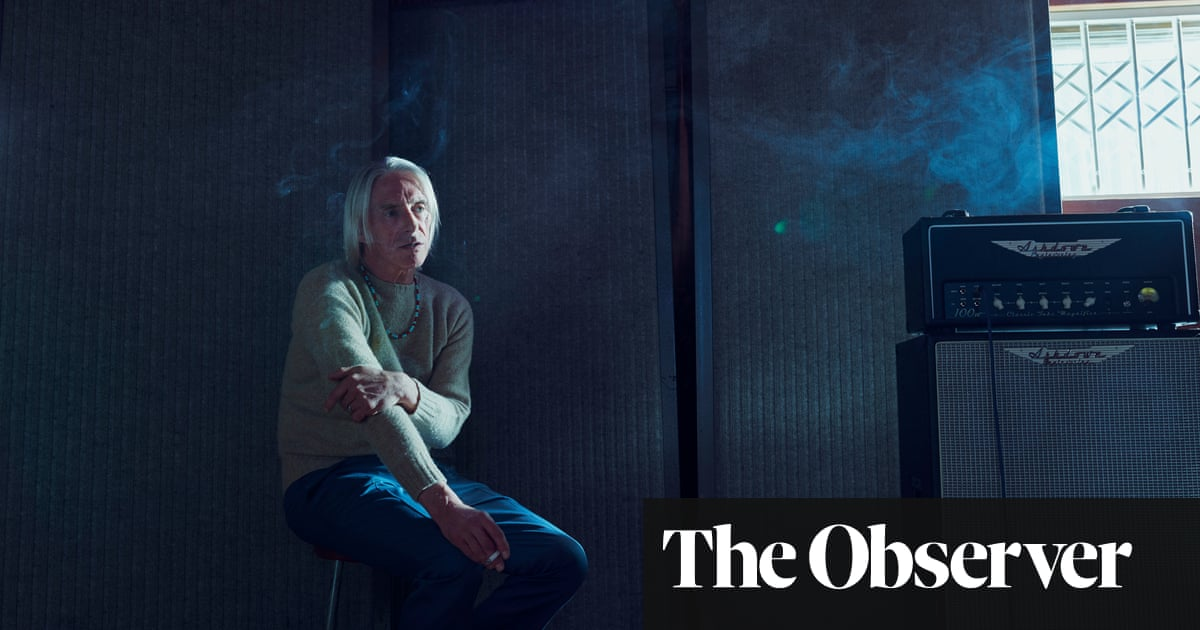 Paul Weller: 'Music means more to me since I've been sober'