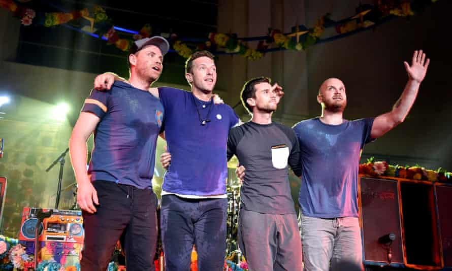 'In 2002 and beyond, the world was in need of existential balm, and Coldplay delivered.'