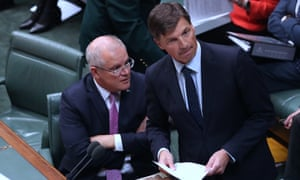 Labor grilled Angus Taylor on his meeting with departmental officials about the designation of critically endangered grasslands in his electorate
