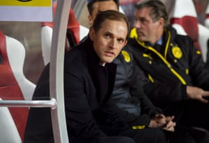 It's not looking good for Thomas Tuchel's team.