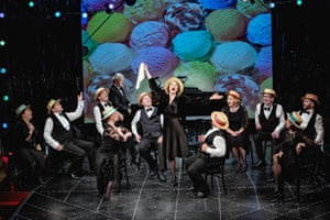Amy Freston and ensemble in Berlin to Broadway at Leeds City Varieties.
