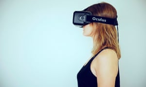 Elizabeth Day goes to the Virtual Human Interaction Lab at Stanford University. Virtual Reality VR Oculus rift.