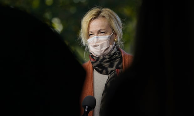 Dr. Birx Warns U.S. is Entering 'the Most Deadly Phase' of Coronavirus Pandemic