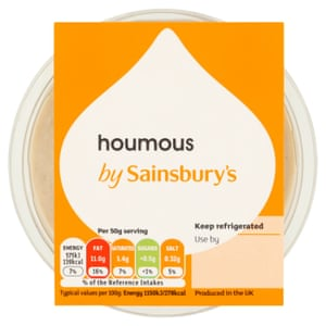 Sainsbury's Houmous 230g