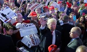 Donald Trump women voters US election 2016