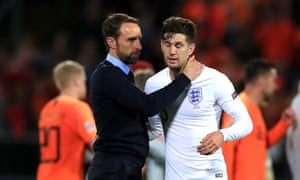 Gareth Southgate has recalled Manchester City's John Stones for the Euro 2020 qualifiers against Montenegro and Kosovo.
