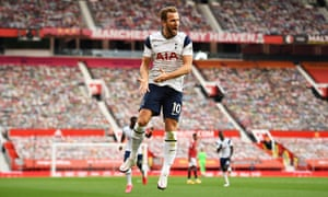 Harry Kane Stars In Tottenham S 6 1 Thrashing Of Hapless Manchester United Football The Guardian