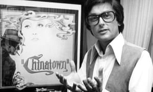 'Everyone thought Chinatown was written in Chinese!' … Evans in 1974. Photograph: Alamy