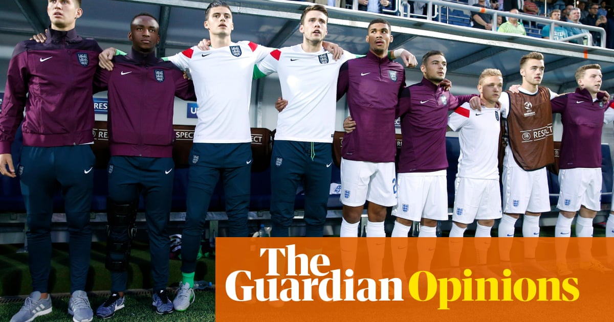 3fa520c04 English football still has a problem with race – but not among the players