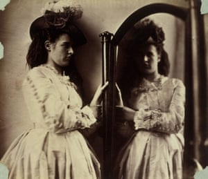 Photographic Study, 5 Prince's Gardens (Clementina Maude), 1863–4, by Clementina Hawarden