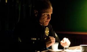 Woody Harrelson in Rampart.