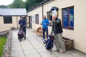 Retour dans le swing: la simple joie de retourner au golf | Vic Marks